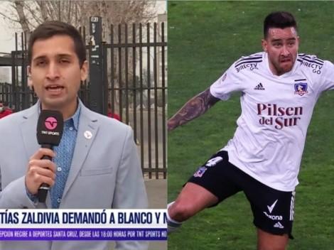 Daniel Arrieta revela demanda de Matías Zaldivia a ByN