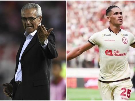 Ilusiona: Gregorio Pérez habló de su posible regreso a la U y de Jonathan Dos Santos