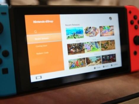 La Nintendo eShop de Switch se lanzará en más países de Latinoamérica