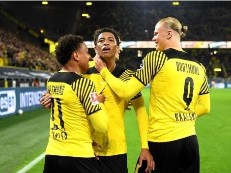 Haaland rescata al Borussia Dortmund para una victoria agónica ante Hoffenheim