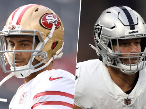 VER HOY   San Francisco 49ers vs. Las Vegas Raiders EN VIVO ONLINE: Pronóstico, horario y canal de TV para ver EN DIRECTO la Pretemporada de la NFL 2021