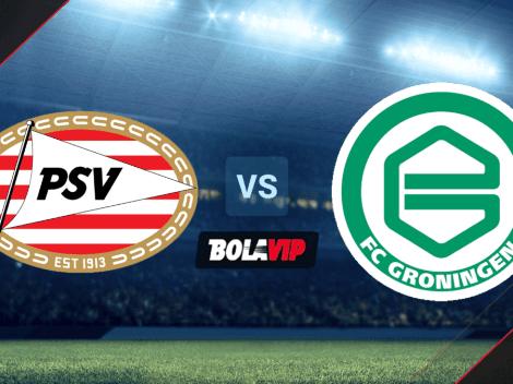 Qué canal transmite PSV vs. Groningen EN VIVO por la Eredivisie con Erick Gutiérrez de suplente | Hora y TV