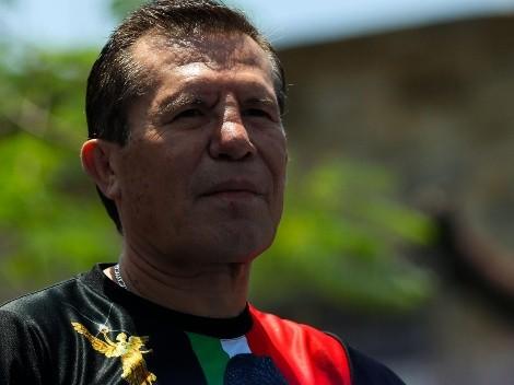 Omar Chávez estalló con su padre y explicó por qué están enojados con él