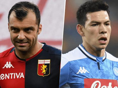 VER HOY | Genoa vs. Napoli EN VIVO por la Serie A de Italia: hora, canal de TV y MINUTO A MINUTO