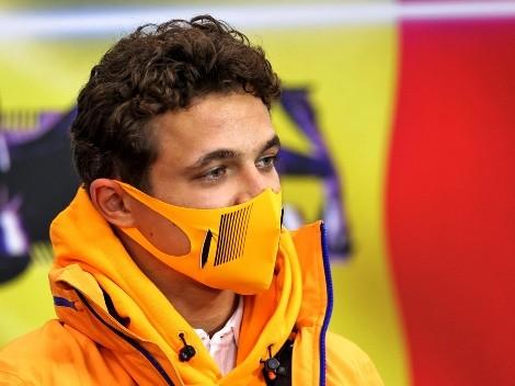 McLaren confirma que Norris está liberado para correr no GP da Bélgica