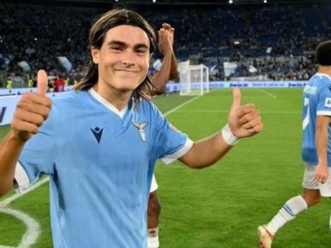 El mexicano Luka Romero debutó en la Serie A y estableció récord con la Lazio