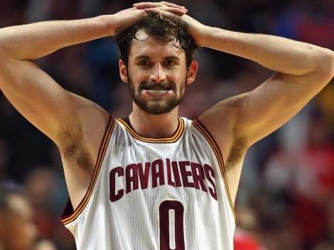 Kevin Love decide su futuro en Cleveland Cavaliers
