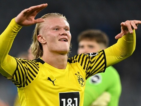 Dortmund afirma que não vai vender Haaland