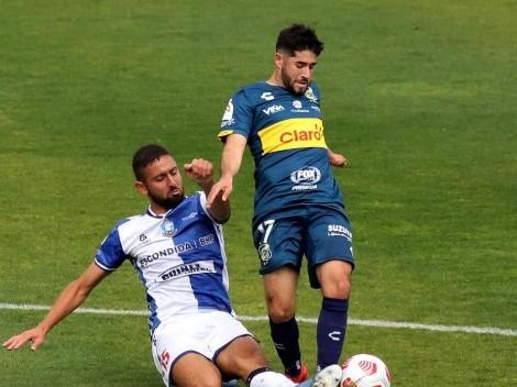 Everton y Deportes Antofagasta repartieron puntos en Viña del Mar