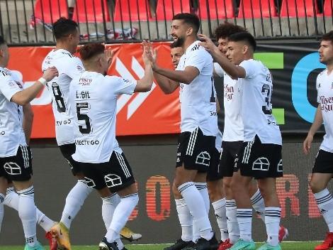 Colo Colo confirma formación para enfrentar a Cobresal