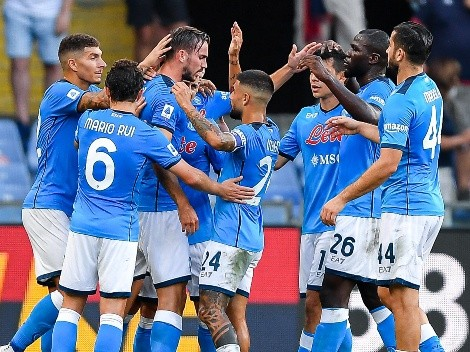 Victoria sufrida para Napoli ante Genoa
