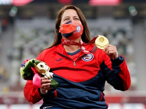Francisca Mardones batió todos los récords para colgarse el oro en Tokio