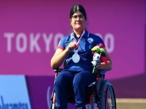Mariana Zúñiga hace historia y se inscribió con una medalla de plata en Tokio