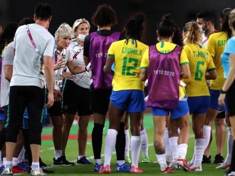 Seleção Feminina enfrenta a Argentina em setembro
