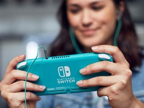 Pré-venda do Nintendo Switch Lite está disponível na Amazon Brasil