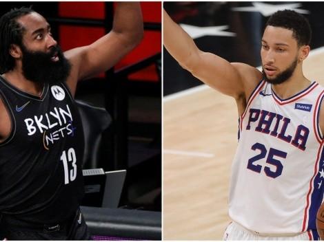 James Harden - Ben Simmons: El cambio que casi rompe la NBA