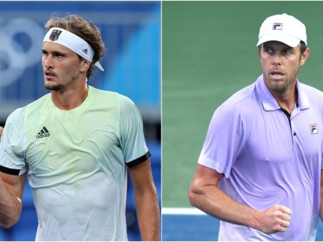 Alexander Zverev vs Sam Querrey: Predictions, odds, H2H and how to watch the US Open 2021 first round in the US today