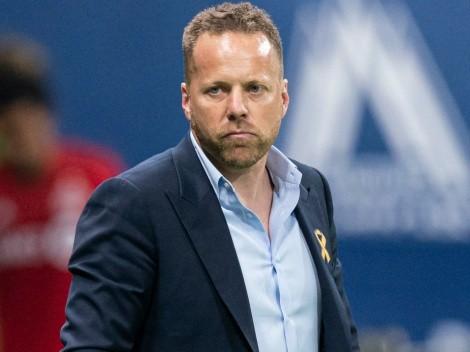 Vancouver Whitecaps despiden a su entrenador en el medio de la temporada MLS 2021