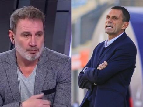 """Barticciotto: """"La salida es por cosas extrafutbolísticas, más que las futbolísticas"""""""