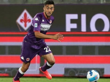 Nicolás González es el jugador que más faltas recibió en la Serie A