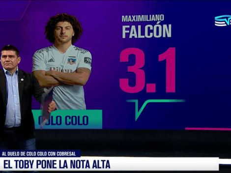 Toby Vega criticó a Morales, Solari y Falcón en derrota de Colo Colo ante Cobresal