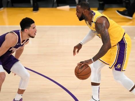 Un equipo de la Conferencia Oeste sorprende a Los Angeles Lakers en un nuevo ranking