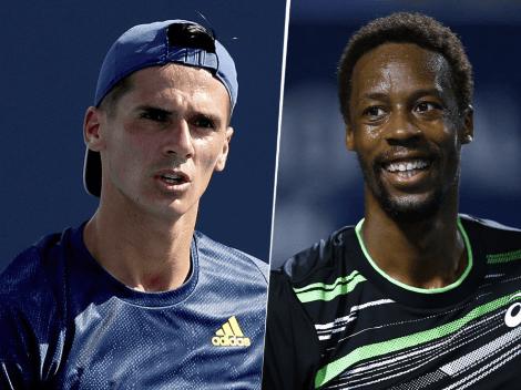 Cómo ver Federico Coria vs. Gael Monfils EN VIVO por la primera ronda del US Open