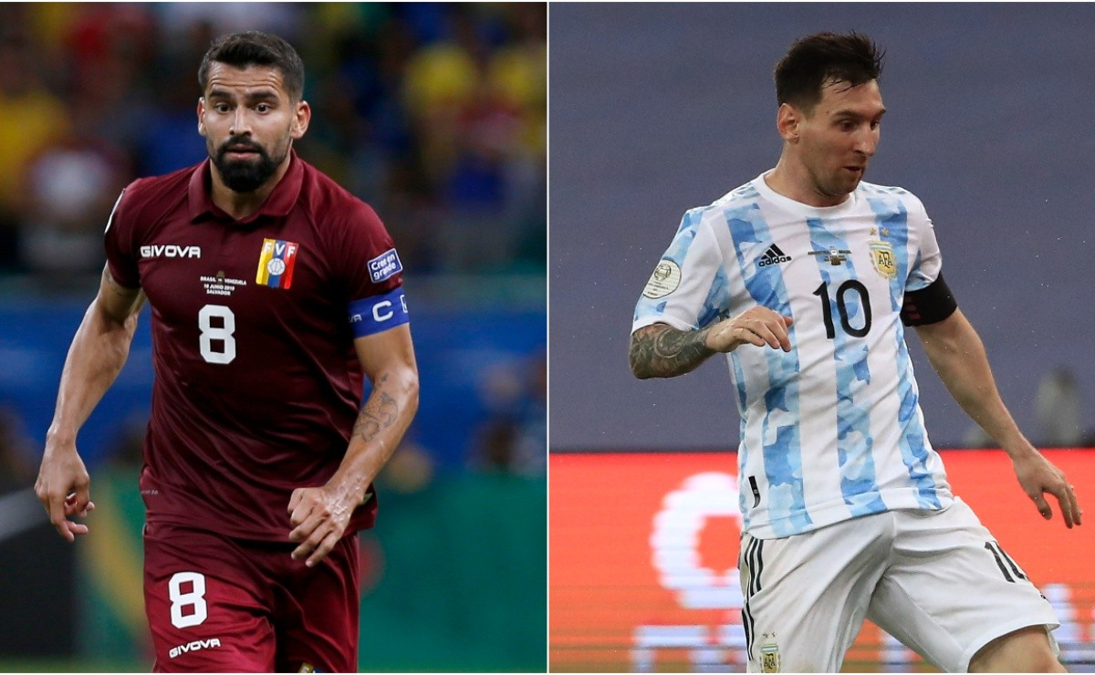 Venezuela vs Argentina: Date, time and TV Channel for South American World Cup Qualifiers 2022