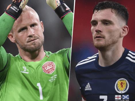 Cómo ver HOY Dinamarca vs. Escocia EN VIVO y ONLINE por las Eliminatorias UEFA: hora, TV y MINUTO A MINUTO