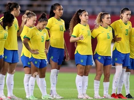 Após a disputa dos jogos olímpicos, Seleção Feminina terá dois grandes duelos em setembro, na Paraíba