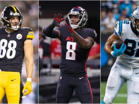 NFL Fantasy 2021: Los 3 alas cerradas rookies para la temporada