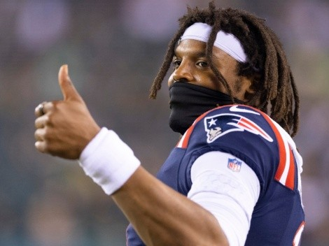 Jugadores de los New England Patriots lamentaron la salida de Cam Newton
