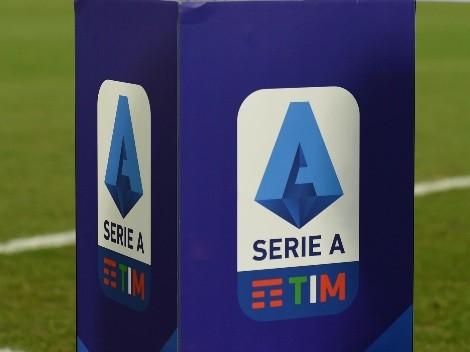Así quedó la tabla de posiciones de la Serie A tras la fecha 2