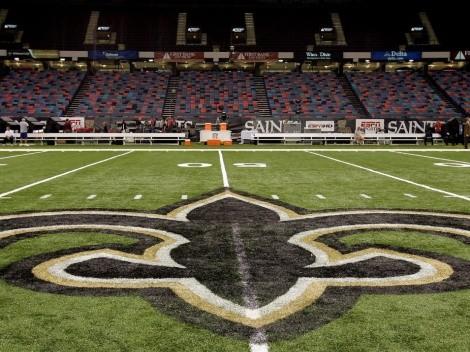 New Orleans Saints no podrá comenzar la temporada NFL en su ciudad