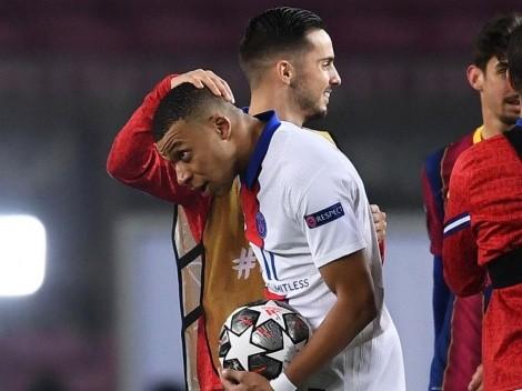 Sabían que no iba a tener espacio: PSG cedió a Pablo Sarabia a Sporting Lisboa