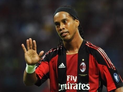 """""""Ronaldinho me decepcionó, jugó sin ganas"""""""