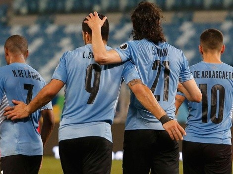 Sin Luis Suárez, ni Edinson Cavani: ¿qué opciones en ofensiva tiene Uruguay?