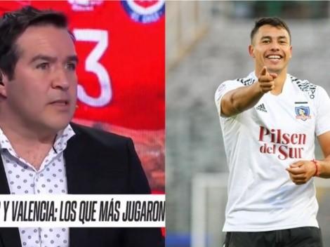 Caamaño entregó las claves del Chile vs. Brasil y respaldó a Iván Morales
