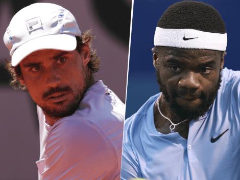HOY | Guido Pella vs. Frances Tiafoe EN VIVO por el US Open: hora, canal de TV y streaming ONLINE