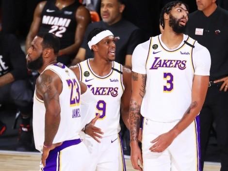 """Los Angeles Lakers tendrá al """"Dream Team"""" para la temporada 2021-22 de NBA"""