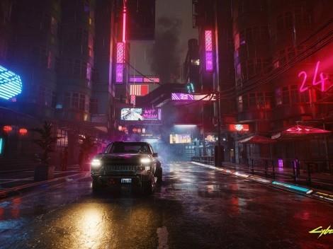 CD Projekt contrata a un equipo de modders para trabajar en Cyberpunk 2077