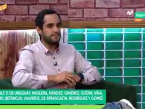 """Horacio Zimmermann a Agustín Lozano por entradas: """"No las vendan al triple de precio"""""""