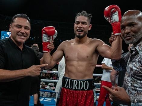 Gilberto Ramírez avisó por qué pelea está presionando su equipo