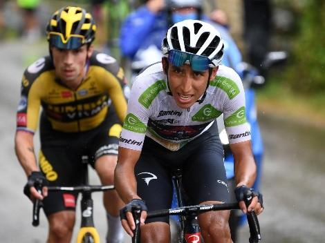 No paran los elogios a Egan en Europa por su actuación en La Vuelta 2021