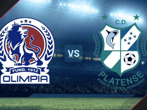 Olimpia vs. Platense EN VIVO por la Liga Nacional de Fútbol Profesional de Honduras: Horario y canal de TV