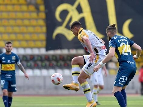 Everton sufre en su visita a Coquimbo, pero es finalista de Copa Chile