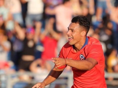 Iván Morales sería titular en La Roja para enfrentar a Brasil