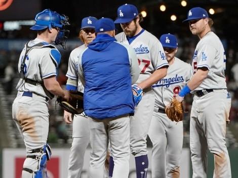 Dodgers tendrían que pagarle más de $80 millones a este lanzador aunque no vuelva a jugar