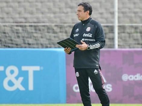 El sucesor de Jaime Lozano ya dio un paso al frente