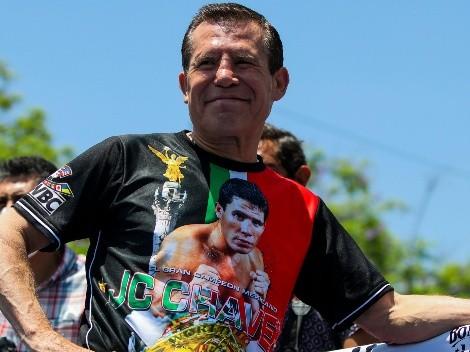 Las dos veces que Julio César Chávez se le fue encima al Zar del Boxeo